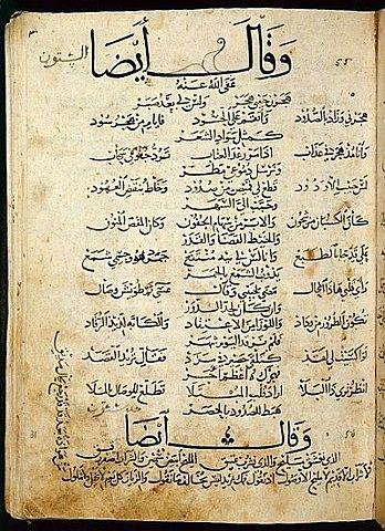 El zéjel, forma poética en la España musulmana