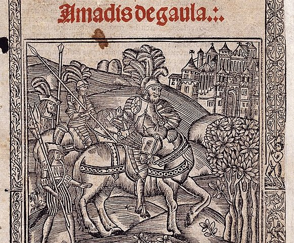 Amadís de Gaula y el inicio de las novelas de caballería