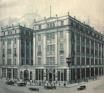Creación del banco de la República 1923