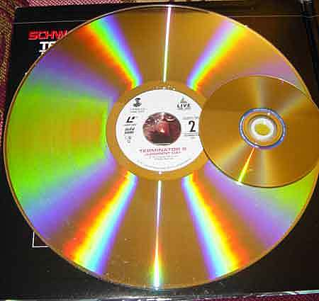 Laserdisc, Philips