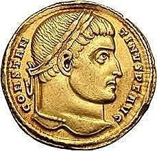 Siglos VI - IX: Solidus
