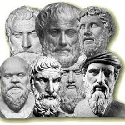 Filosofos Presocraticos  timeline