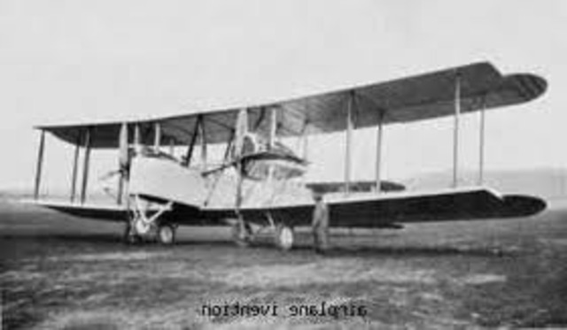 Orville and Wilbur Wright bicycle manufactures from Dayton, Ohio had their first successful flight.