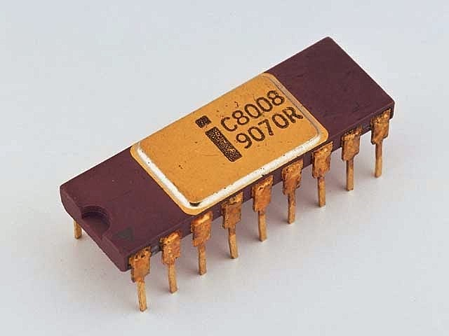 Microprocesador o Microchip