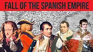 La caida definitiva del imperio espanol