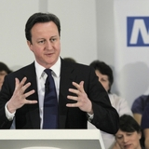 Cameron postpones handover