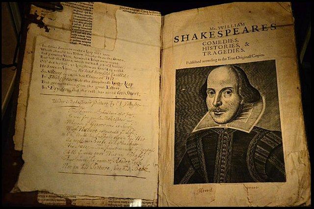 thirty-six Shakespearean plays