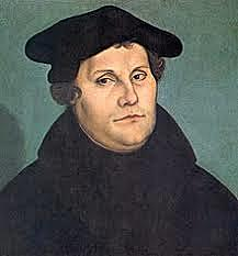 Marthin Luther (1483-1546)