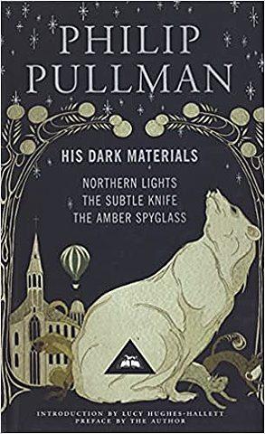 Philip Pullman's trilogy, His Dark Materials