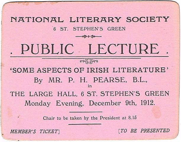 National Literary Society