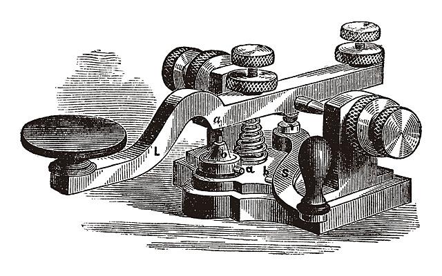 Telégrafo (Samuel Morse)