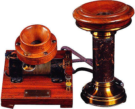 Teléfono (Alexander Graham Bell)