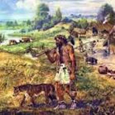 Etapas de la prehistoria timeline