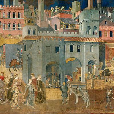 medioevo Carlotta timeline