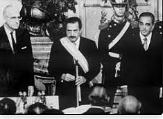 Primera elección Provincial, durante la dictadura