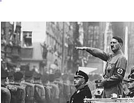 Hitler es proclamado canciller de Alemania
