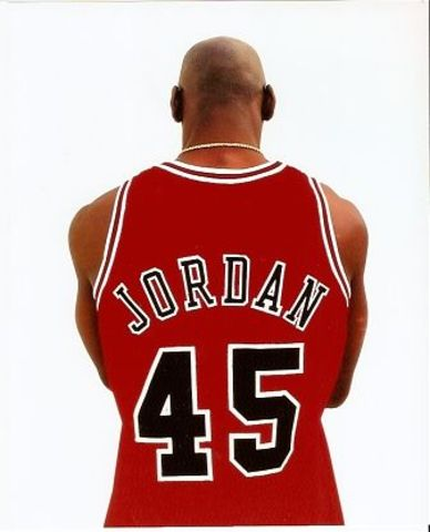 """Return of """"His Airness"""""""
