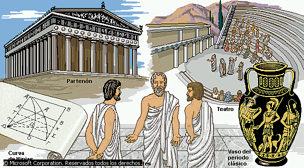 Civilización Griega  600 y 401a.c