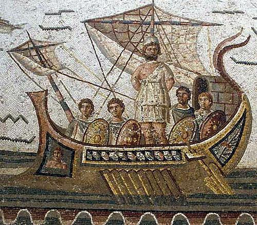 civilización Fenicia 1000 y el 500 a.c