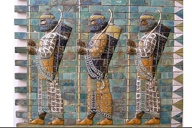 Civilización Persa 500 al 401