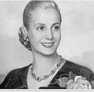 Fallecimiento de Eva Duarte de Peron