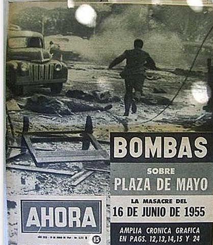 """Golpe de estado de 1955 """" Revolucion libertadora"""""""