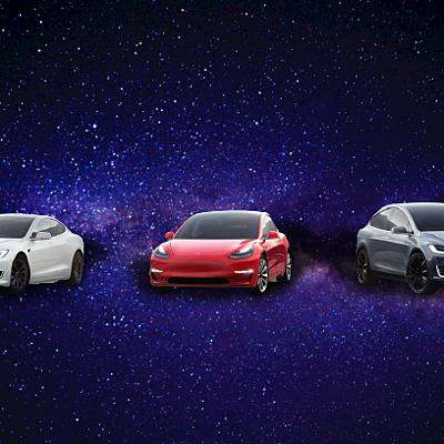 Evolution of Tesla Cars timeline