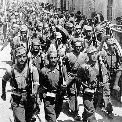 Revolta militar dirigida per Francisco Franco