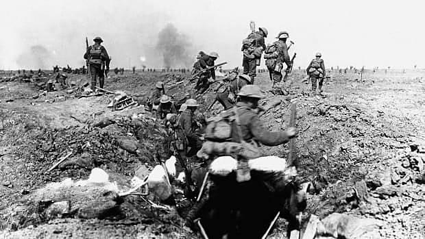 1a guerra mundial (1.914 - 1.918)