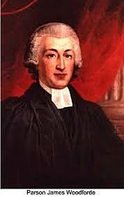 James Woodforde,