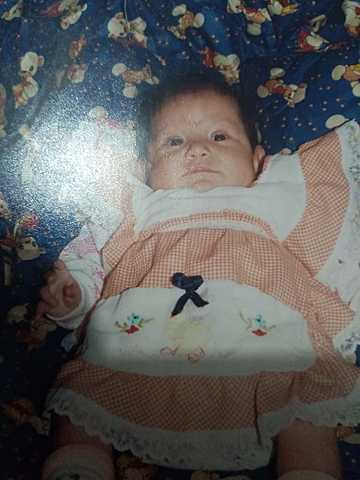 Nacimiento de mi hermana Karla.