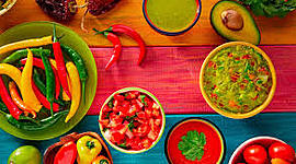 linea del tiempo de la cocina mexicana timeline