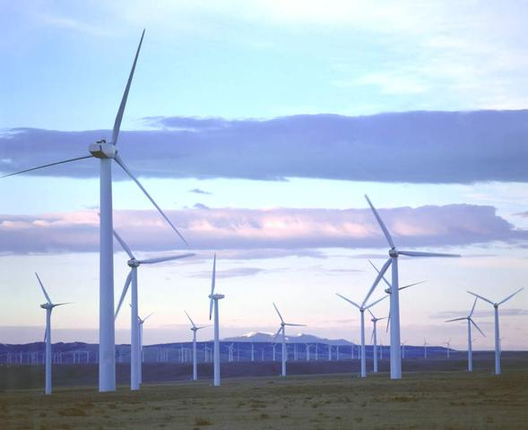 First Wind Energy City in US
