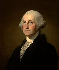 1st Presidental inauguration