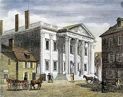 First Bank Of America