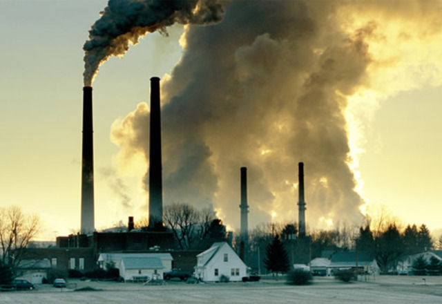 Coal and Oil Plants Utilized
