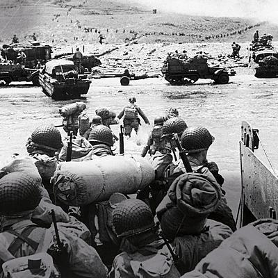 A II. világháború legfontosabb eseményei timeline