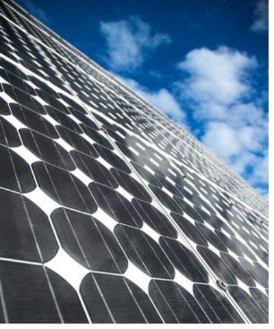 First Solar Pannels