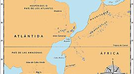 El origen de las Islas Canarias timeline