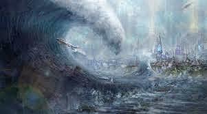 Woodward afirma que les illes van ser configurades pel diluvi universal