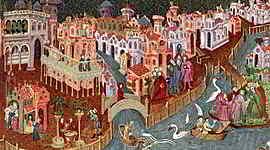 La nostra periodizzazione del Medioevo timeline