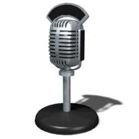Primera Emisora de Radio en Norteamerica