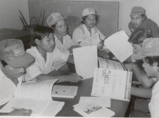 escuelas radiofonicas