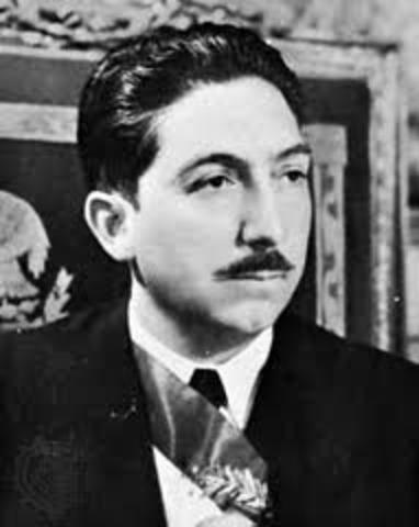 Miguel Aleman Valdez