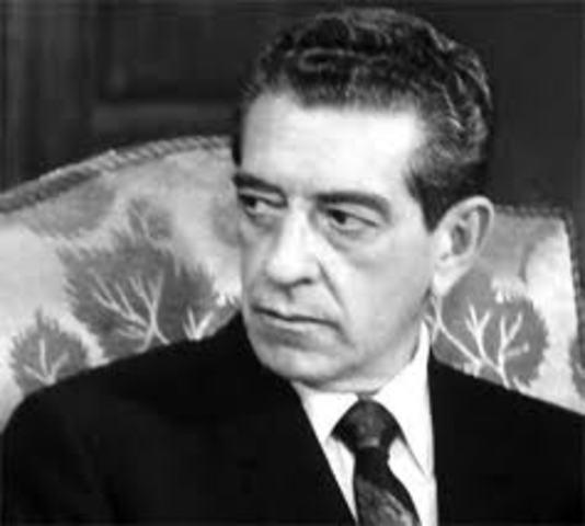 Adolfo Lopez Mateos