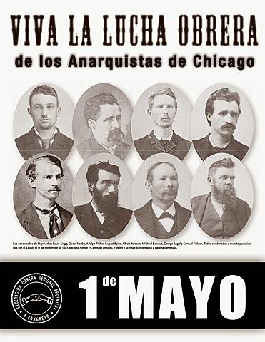 MÁRTIRES DE CHICAGO-LA REVUELTA DE HAYMARKET