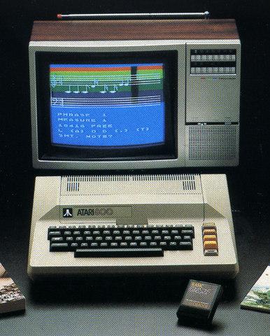Atari 400 / 800