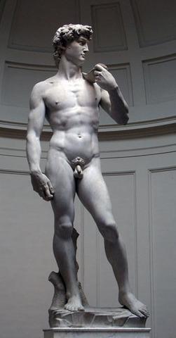The Statue David
