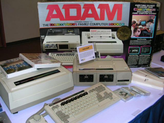 Colecovision Adam