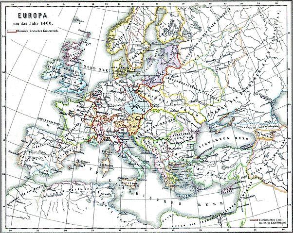 Europa på terskelen til en ny til - KAPITTEL5